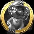 Metal Mario SR Icon