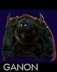 SSBD-Ganon