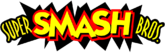 Super Smash Bros 64 logo