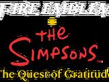 Fire Emblem + The Simpsons: The Quest of Gratitude