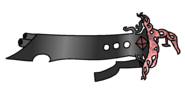 WastelandWarriors Gunblade