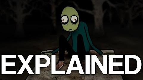 Salad Fingers Explained