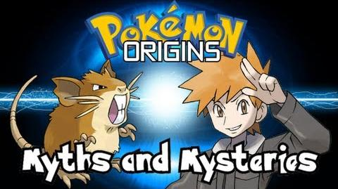 Pokemon Myths and Mysteries - Gary's Raticate Theory-0