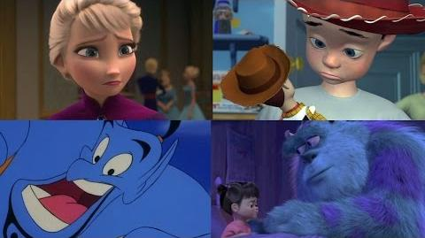 Top 20 Disney Movies Theories