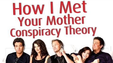 Ted is LYING?! (How I Met Your Mother Conspiracy Theory)