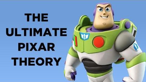 The ULTIMATE Pixar Theory