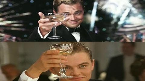 Movie Fan Theory Jack from Titanic is Jay Gatsby?!