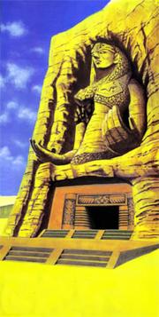Goddess of the Sand