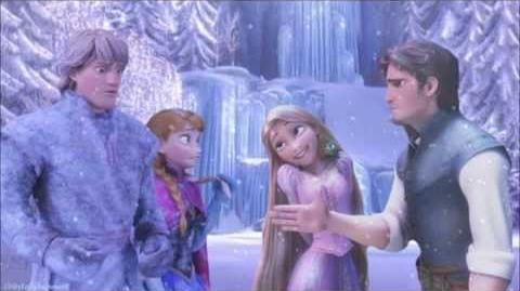 Frozen - Tangled - Little Mermaid - Disney Princess Theory