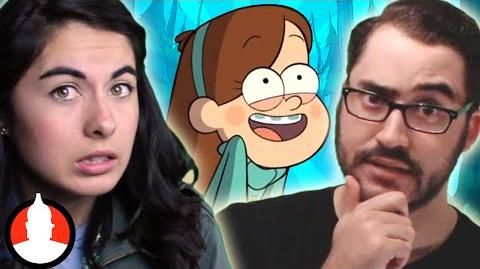 Gravity Falls = Illuminati!? The Gravity Falls Theory - Cartoon Conspiracy (Ep. 16) HD