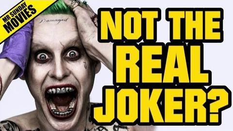 JOKER Theory Explained - SUICIDE SQUAD & BATMAN V SUPERMAN