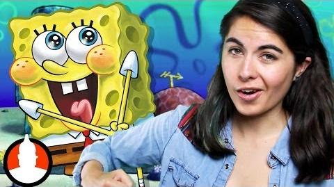 A Nuclear Bomb Creates Spongebob? The Bikini Bottom Theory Cartoon Conspiracy (Ep. 3)