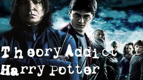 THEORY ADDICT Harry Potter feat. Neato Cheeto
