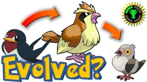 "Game Theory How Pidgey ""Proves"" Darwinian Evolution"