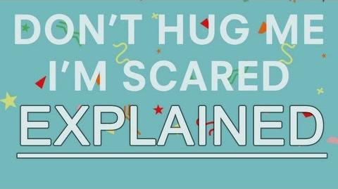 Don't Hug me i'm scared What it means (Video breakdown)