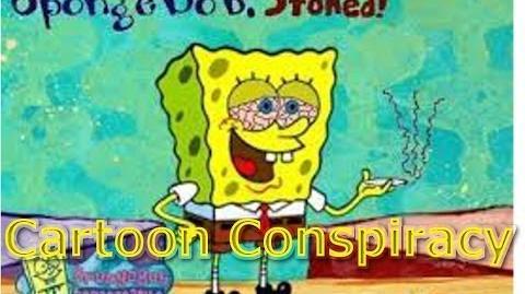 Cartoon Conspiracy Theory Spongebob is on DRUGS?!