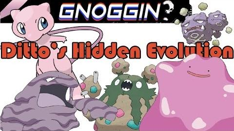 Pokemyth Dittos Evolution Tree Gnoggin