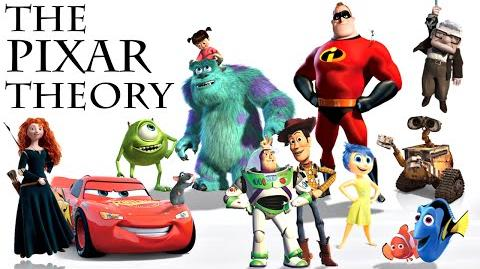 The Pixar Theory (w 'Inside Out')