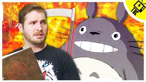 Is TOTORO the God of Death? (The Dan Cave w Dan Casey)