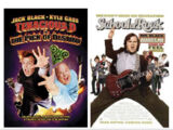 School of Rock and Tenacious D
