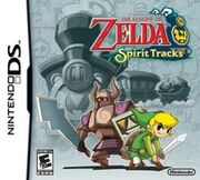 250px-The Legend of Zelda Spirit Tracks box art
