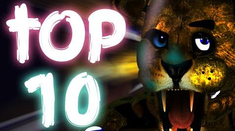 Top 10 Most Strange & Interesting Theories! Five Nights At Freddys 1 & 2