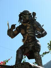 Depredador por Arnold Schwarzenegger