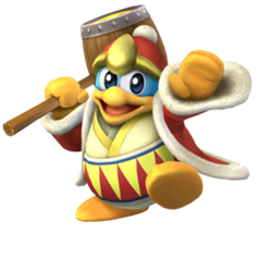 File:250px-King Dedede; Dedede(Clear).png