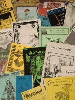 Fanzine-Archiv-Startbild