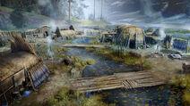 Far-cry-primal-village