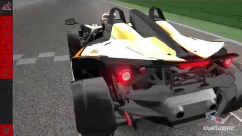 Assetto Corsa - Let's Race Against Crappy AI! 09 21 15