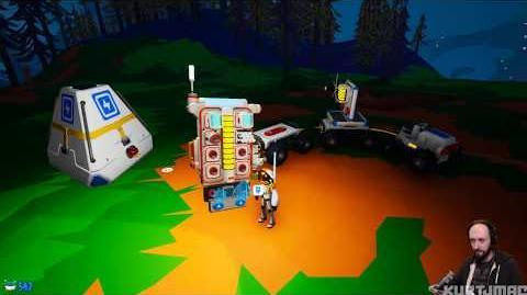ASTRONEER 1.0 Gameplay - E08 - Massive Moon Caves