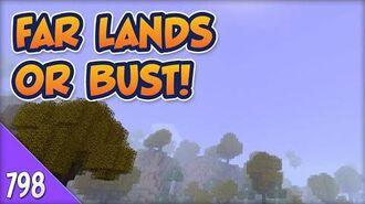 Minecraft Far Lands or Bust - 798 - Interstellar Cheese