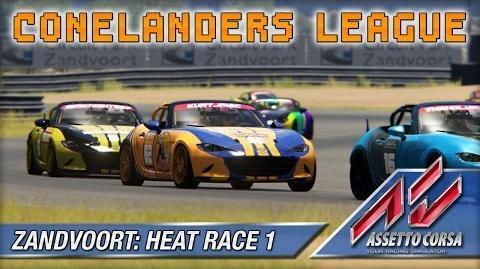 Assetto Corsa (Multiplayer) - Conelanders - Zandvoort Heat Race