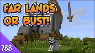 Minecraft Far Lands or Bust - 788 - True Facts Orphaned Ducklings