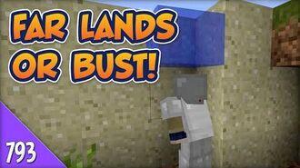 Minecraft Far Lands or Bust - 793 - Organized Clutter