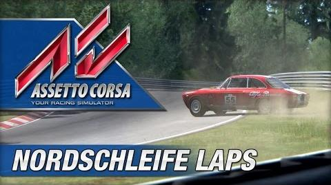 Assetto Corsa - Alfa Romeo GTA Nordschleife Laps