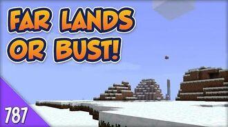 Minecraft Far Lands or Bust - 787 - Sentient Balloon