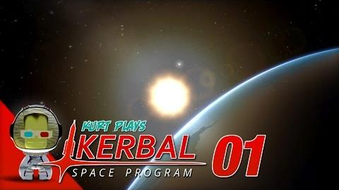 Kerbal Space Program 01 - Always Read the Contract