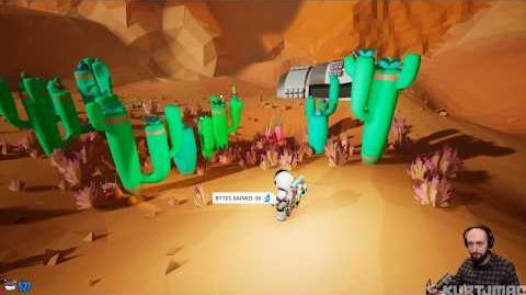 ASTRONEER 1.0 Gameplay - E24 - Lara Croft Moves