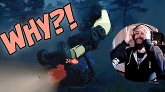 Multiplayer Physics Tornado Glitch in SnowRunner