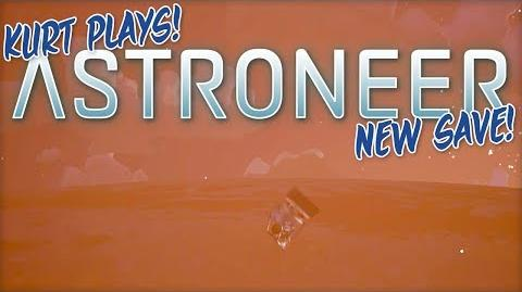 ASTRONEER The Return - 3 - Crazy Tornado Ride!