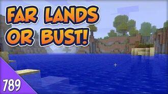 Minecraft Far Lands or Bust - 789 - Raised Fireworks