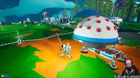 ASTRONEER 1.0 Gameplay - E14 - Storage Melon