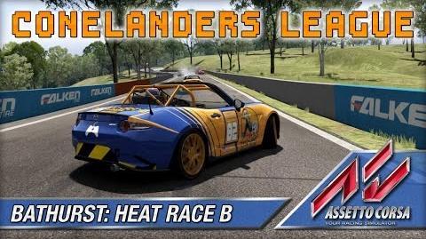 Assetto Corsa (Multiplayer) - Conelanders - Bathurst Heat B-1