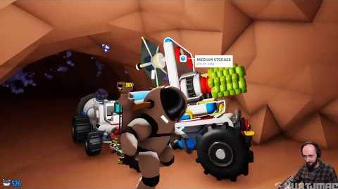 ASTRONEER 1.0 Gameplay - E19 - Extra Large Garbage Truck