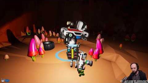 ASTRONEER 1.0 Gameplay - E11 - Underground Mushroom City!