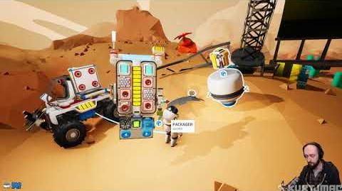 ASTRONEER 1.0 Gameplay - E17 - Very Lost on Mars