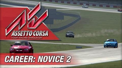 Assetto Corsa Career Mode - 02 - Unknown Transmissions