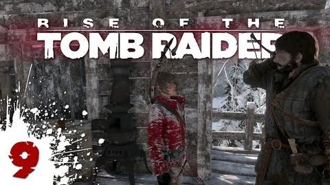 Awkward Quest Giver - Rise of the Tomb Raider - 09